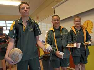 Centenary Heights breakfast club grows rapidly