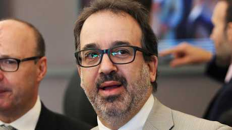 Victoria's racing minister Martin Pakula. Picture:  Aaron Francis