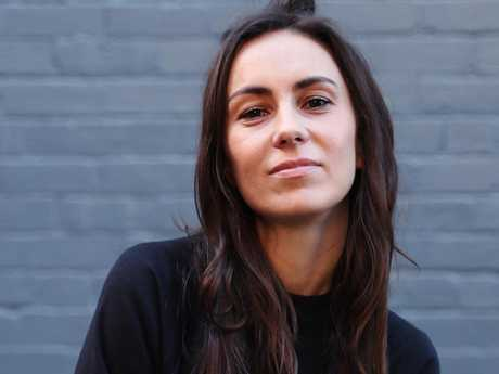 Australian singer Amy Shark has multiple chances at getting an ARIA gong. Picture: Brett Costello