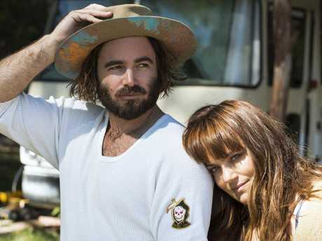 Angus and Julia Stone are also up for an award. Picture: Jennifer Stenglein.