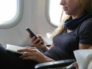 Real reason you can't use your phone on planes