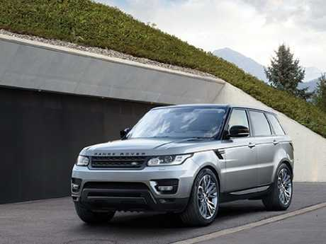 Range Rover Sport: Small capacity four-cylinder turbo diesel