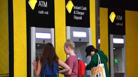 Banks are now trying to rebuild trust with their customers. Picture: AAP Image/Dan Peled