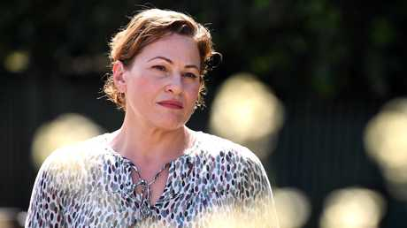 Queensland deputy premier and treasurer Jackie Trad. Picture: AAP