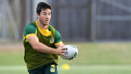 Ben Hunt failed to fire against the Kiwis.