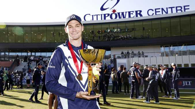 Peter Handscomb gets the nod in our JLT One-Day Cup team of the tournament.