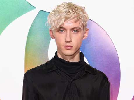 Troye Sivan is nominated for an ARIA too. Picture: Getty