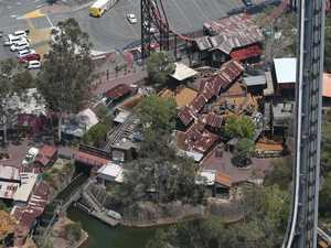 Dreamworld rafts collided a decade before tragedy