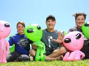 Believers to gather for UFO festival