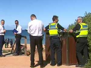 Body washes up on Aussie beach