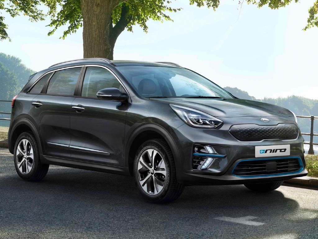 Kia e-Niro: Electric SUV coming next year