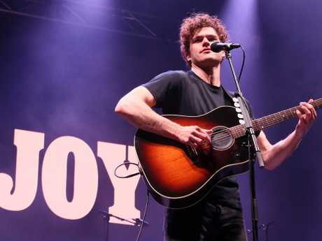 Vance Joy is also up for a few ARIA gongs as his music career continues to grow. Picture: Chris Kidd