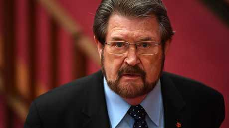 Senator Derryn Hinch says schools that throw out gay teens or teachers should be stripped of government funding. Picture: AAP Image/Mick Tsikas