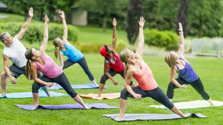 Head outdoors to boost your exercise options.