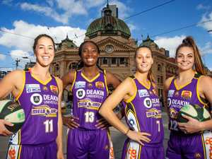 No Cambage? No worries for Boomers