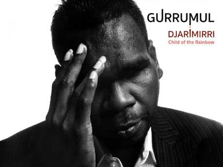Gurrumul, who has passed away, is also nominated. Picture: Supplied