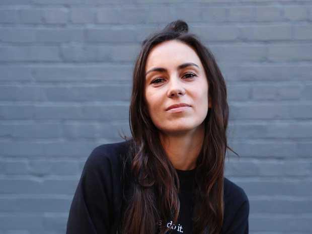 Australian singer Amy Shark. Picture: Brett Costello