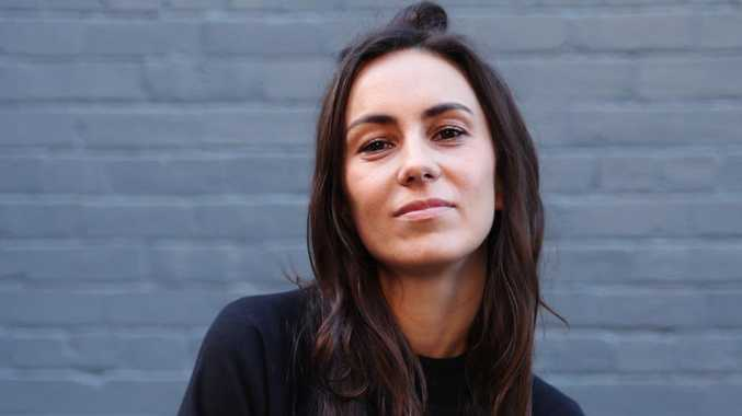 Australian singer Amy Shark. Picture: Brett Costello