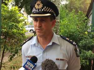 Maryborough Police storm warning