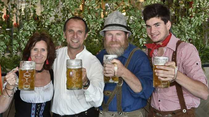 Toowoomba has two venues hosting Oktoberfest festivals on Saturday.