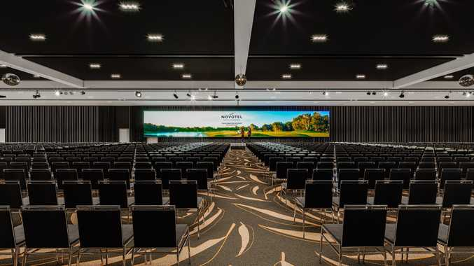 An $8 million purpose-built convention centre for the Sunshine Coast is coming to the Novotel Twin Waters Resort.