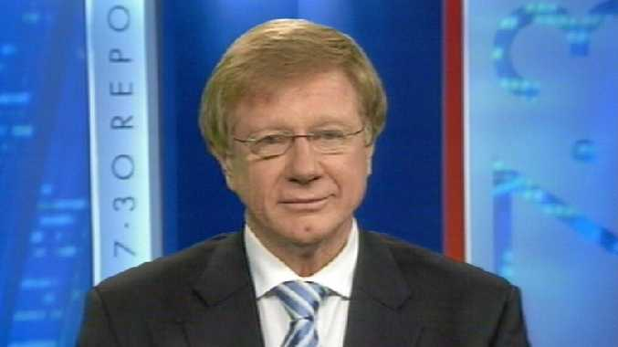 Kerry O'Brien, a witness of history