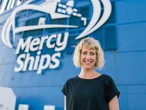 Why this North Coast hairdresser is needed on a medical ship