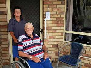 Sad struggle for elderly couple who had nowhere to live