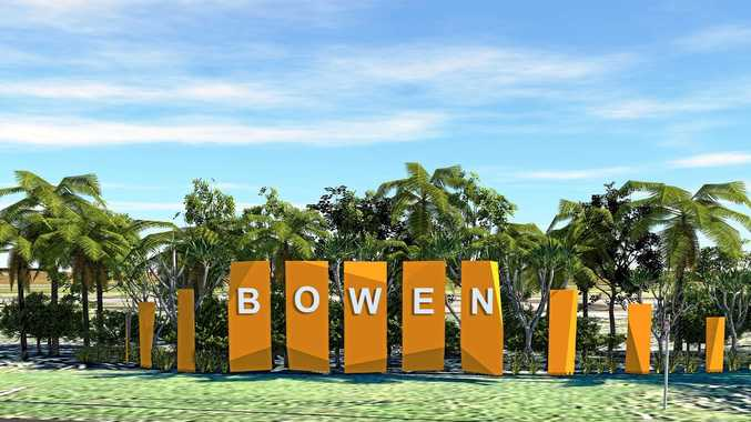 IMAGINE THAT: A visual concept of the Northbound entrance once the Beautiful Bowen project is completed.