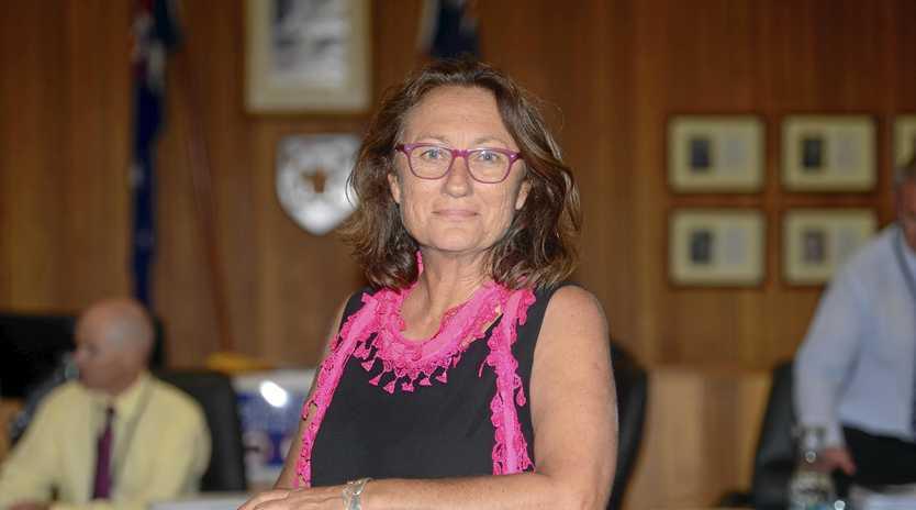 Clarence Valley Councillor Debrah Novak