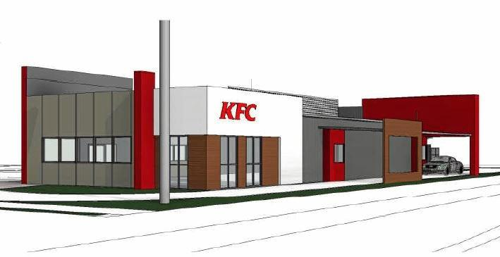 FINGER LICKIN': Plans have been lodged with Bundaberg Regional Council for a new KFC in East Bundaberg.