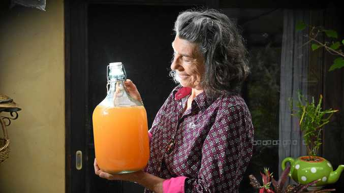 GET BREWING: Research scientist and local fermenter Deborah Perry believes fermenting food is one of the best ways to improve gut health and overall immunity.