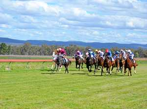 Spring racing for our area each year