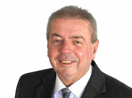 Cr Ross Sommerfeld.