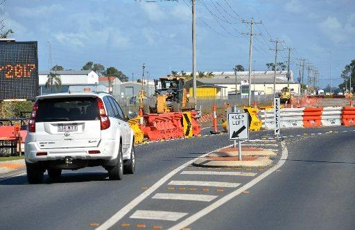 Extensive roadworks in Ipswich will start from this month.