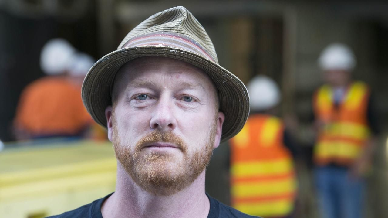 HALT founder Jeremy Forbes wants to tackle the massive and unspoken issue of suicide in the construction industry.