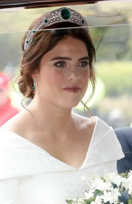 She went for a classic, elegant look. Photo: Chris Jackson/Getty Images