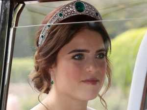 Princess Eugenie's stunning wedding look