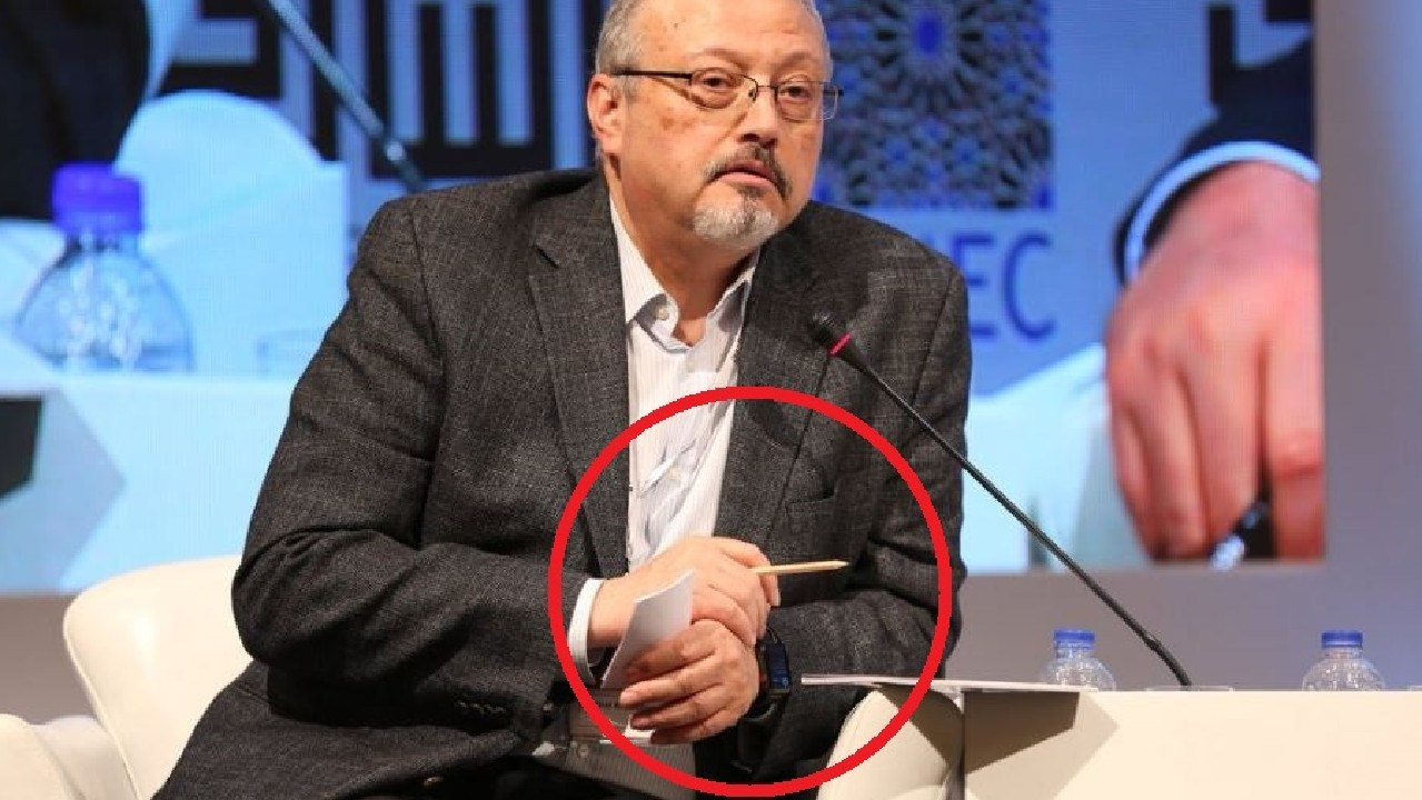 The Saudi journalist who mysteriously vanished in Turkey has gripped the world, with officials fearing the worst. But one tiny clue could provide answers?