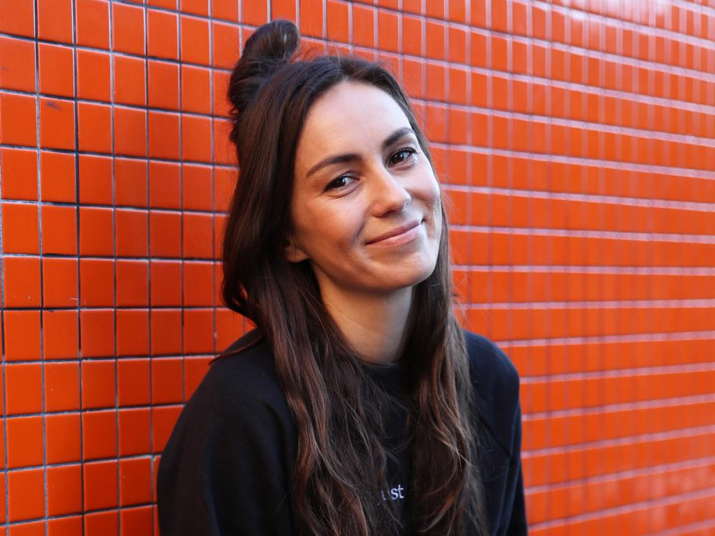 Amy Shark has captured the world's attention with her brand of alt-pop. Picture: Brett Costello