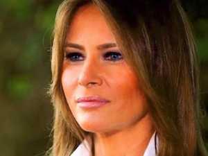 Melania's surprise response to Trump 'affairs'