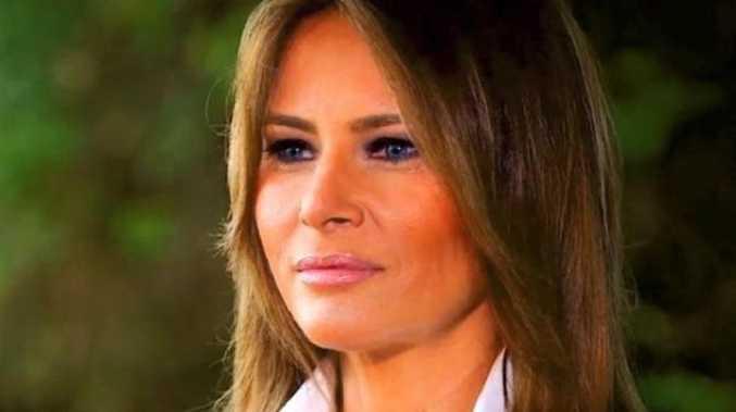 Melania Trump talks about Donald's affairs. Picture: ABC