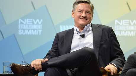Netflix chief content officer Ted Sarandos. Picture: Matt Winkelmeyer/Getty Images