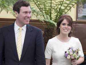 Surprise thing Eugenie can't do on her wedding day