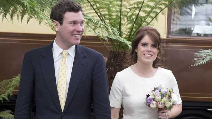Princess Eugenie will have to stay strictly on schedule for her wedding day.