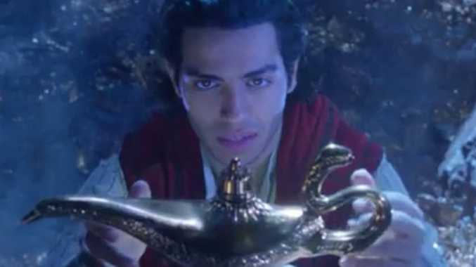 The live-action remake of Aladdin is coming to theatres in 2019. Picture: Walt Disney Studios Motion Pictures