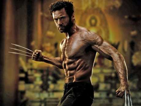 Hugh Jackman usually looks like this. Really. Picture: Supplied