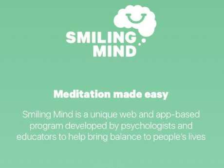 Smiling Mind is the not-for-profit organisation behind Australia's top mindfulness app.