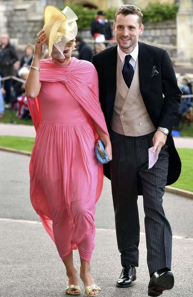 Remember that scene in Summer Heights High when Mr G danced in the giant pink sack? Yeah. Picture: AP