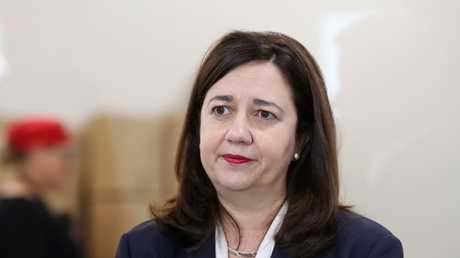 Mr Pitt stressed his referral of Ms Palaszczuk does not mean she is guilty of the offence. Picture: Liam Kidston.